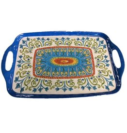 Tuscany Rectangular Tray with Handles