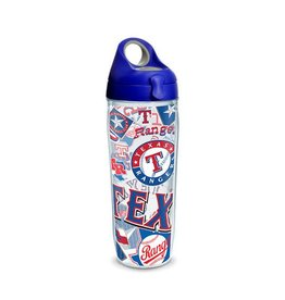 Tervis Texas Rangers 24 oz Water Bottle