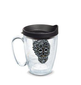 Tervis Vine Skull 16 oz Mug with Lid
