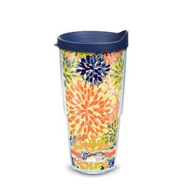 Tervis Calypso Fresh Cut 24 oz with Lid
