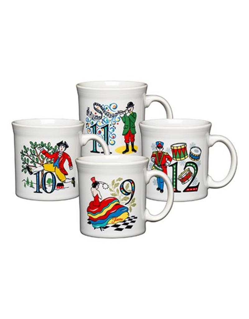 12 Days of Christmas Series 3 Java Mugs