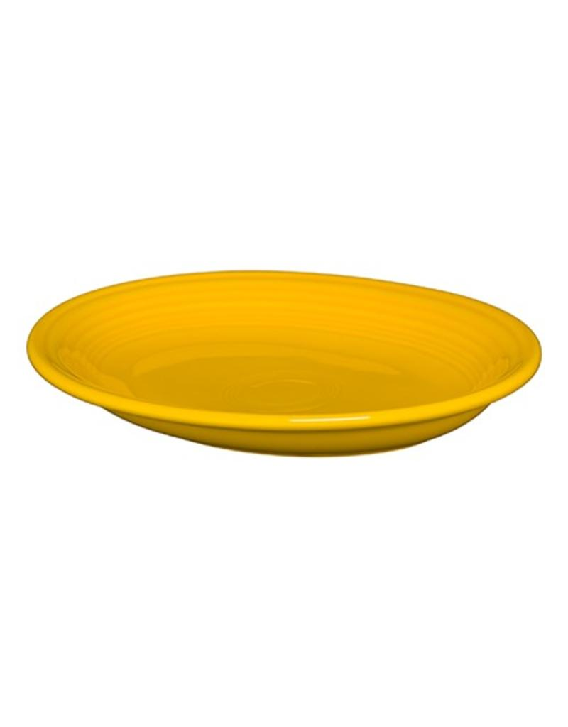 "Medium Oval Platter 11 5/8"" Daffodil"