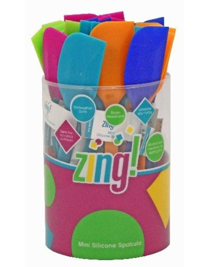 Zing! Mini Silicon Scaper Spatula