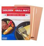 Golden Grill Mat set of 2