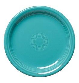 "Bistro Salad Plate 7 1/4"" Turquoise"