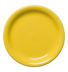 "Bistro Salad Plate 7 1/4"" Sunflower"