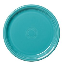 "Bistro Dinner Plate 10 1/2"" Turquoise"