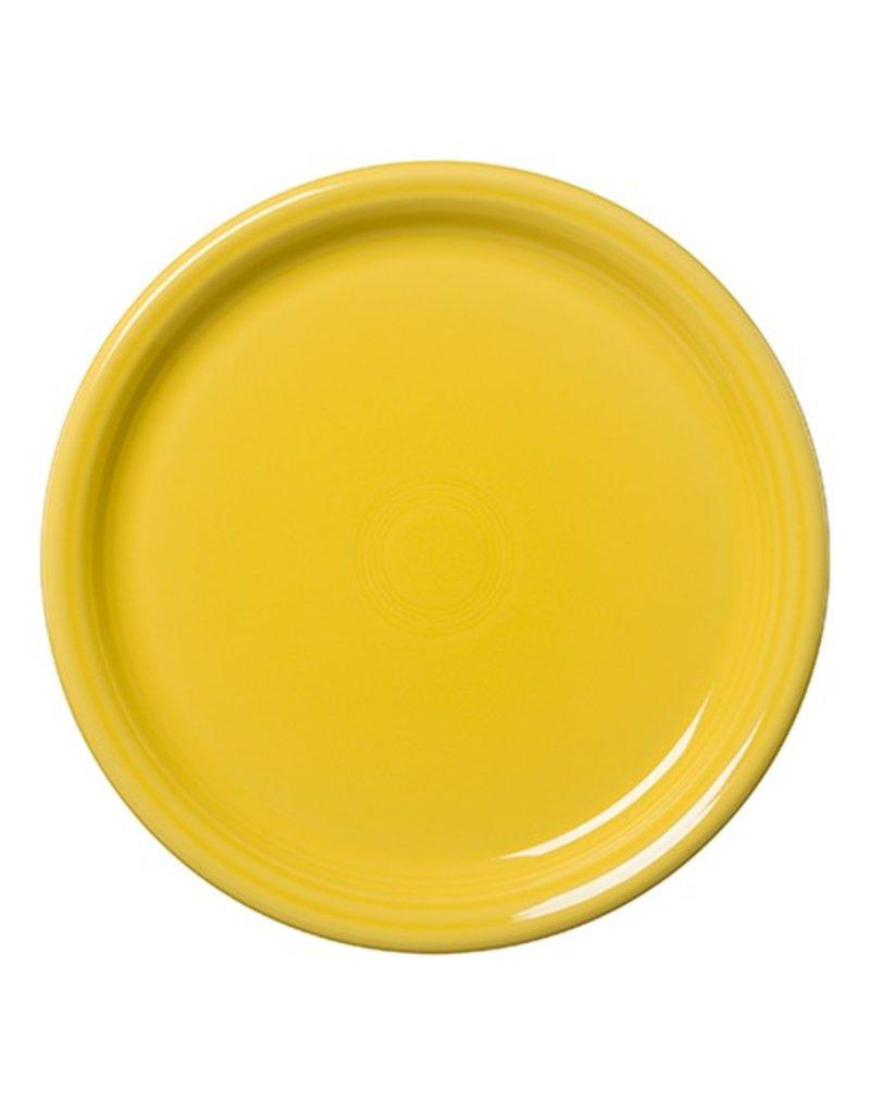 """Bistro Dinner Plate 10 1/2"""" Sunflower"""
