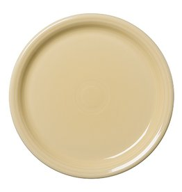 "Bistro Dinner Plate 10 1/2"" Ivory"