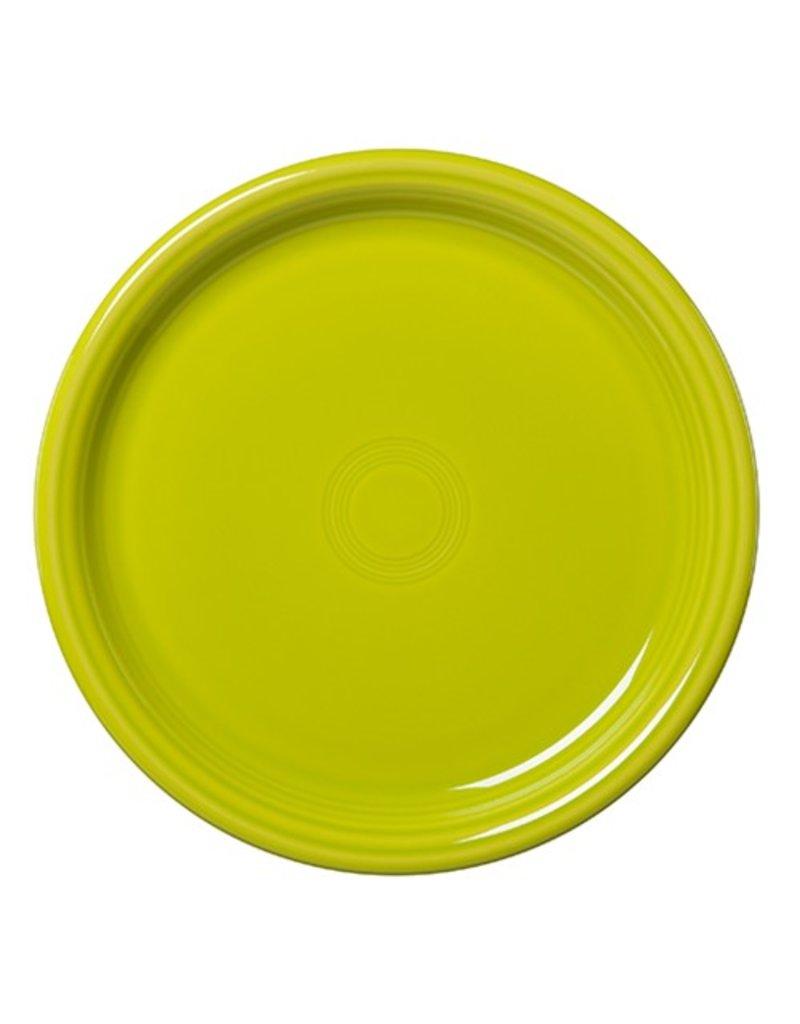 """Bistro Dinner Plate 10 1/2"""" Lemongrass"""