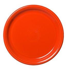 "Bistro Dinner Plate 10 1/2"" Poppy"