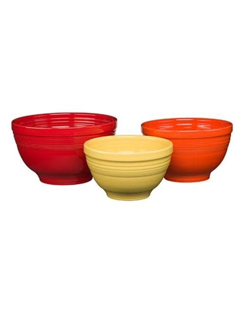 3 Pc Baking Bowl Bright Set