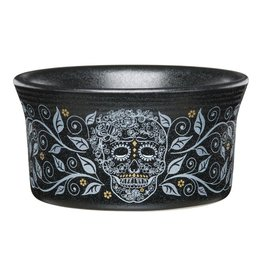 Ramekin Skull and Vine