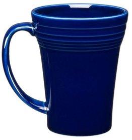 Bistro Latte Mug Cobalt Blue