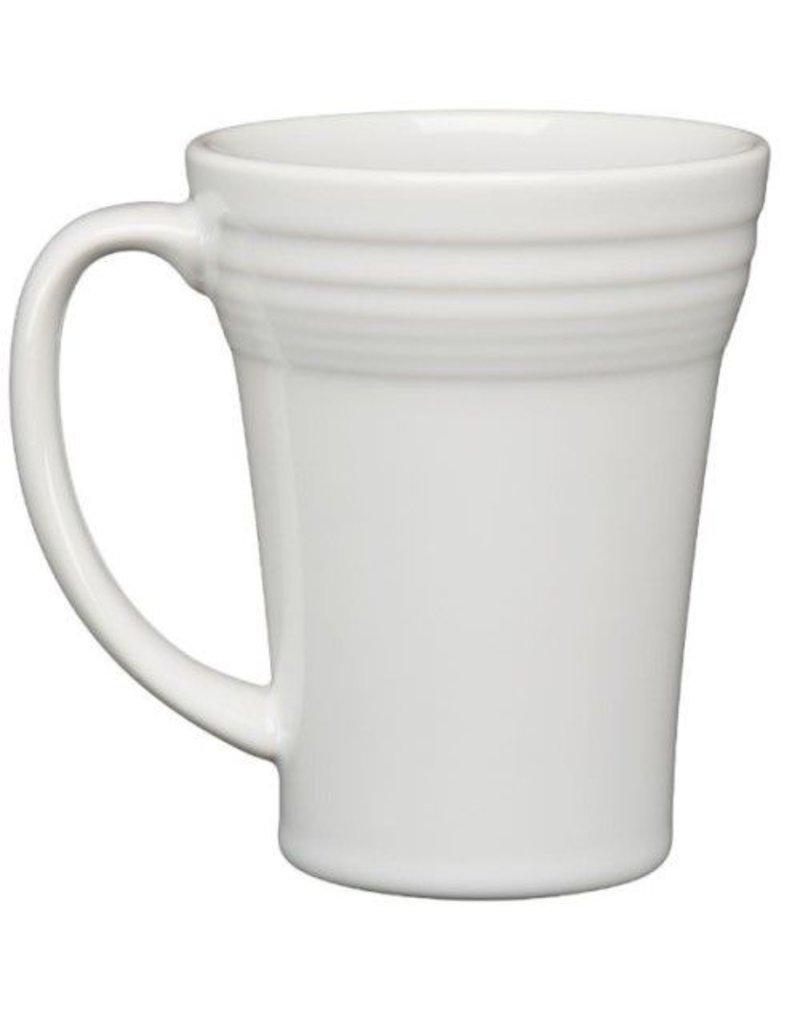 Bistro Latte Mug White