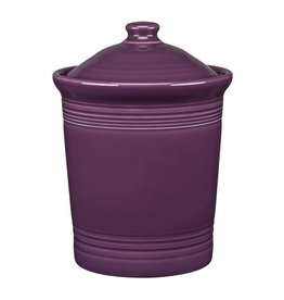 The Homer Laughlin China Company Medium Canister Mulberry
