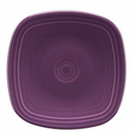 "Square Salad Plate 7 1/2"" Mulberry"