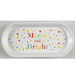 Bread Tray Merry and Bright