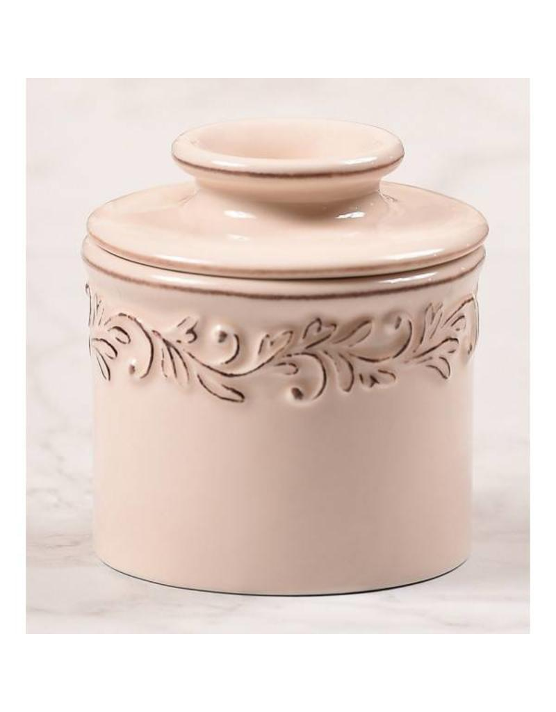 L. Tremain Butter Bell Antique Ivory Rose