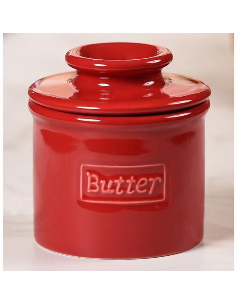 L. Tremain Butter Bell Retro Cafe Collection Maraschino Red