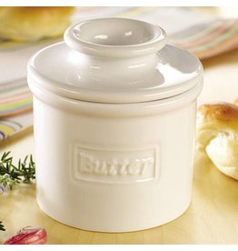 L. Tremain Butter Bell Cafe Collection White