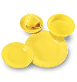 5 pc Place Setting (cup/scr) Sunflower
