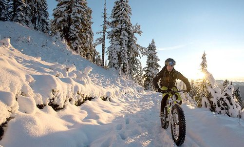 5 occasions d'essayer un Fat bike :