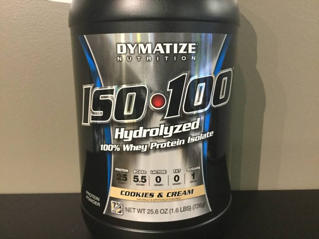 Iso 100 Cookies And Cream House Dymatize 5 Lbs Whey Protein Isolate Iso100 5lb 1 6lb Bpi Sports Hd