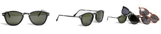 Replay Retro Dead Stock The Artist Sunglasses in Tortoise Shell