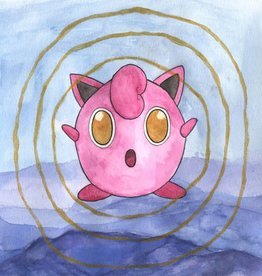 "PureGoldTears by Rachel Urban Rachel Urban ""All Hail Jiggly Puff"""