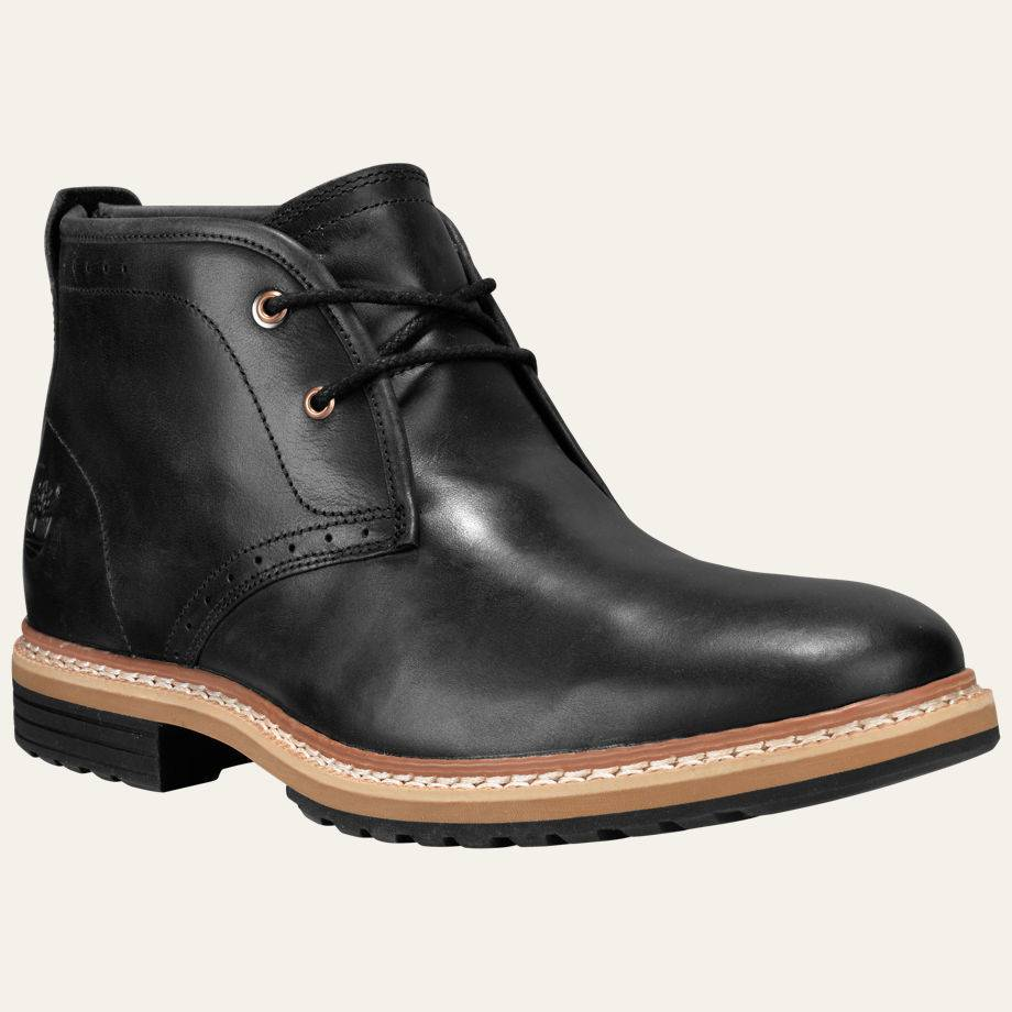 Timberland West Haven Chukka Boot Black
