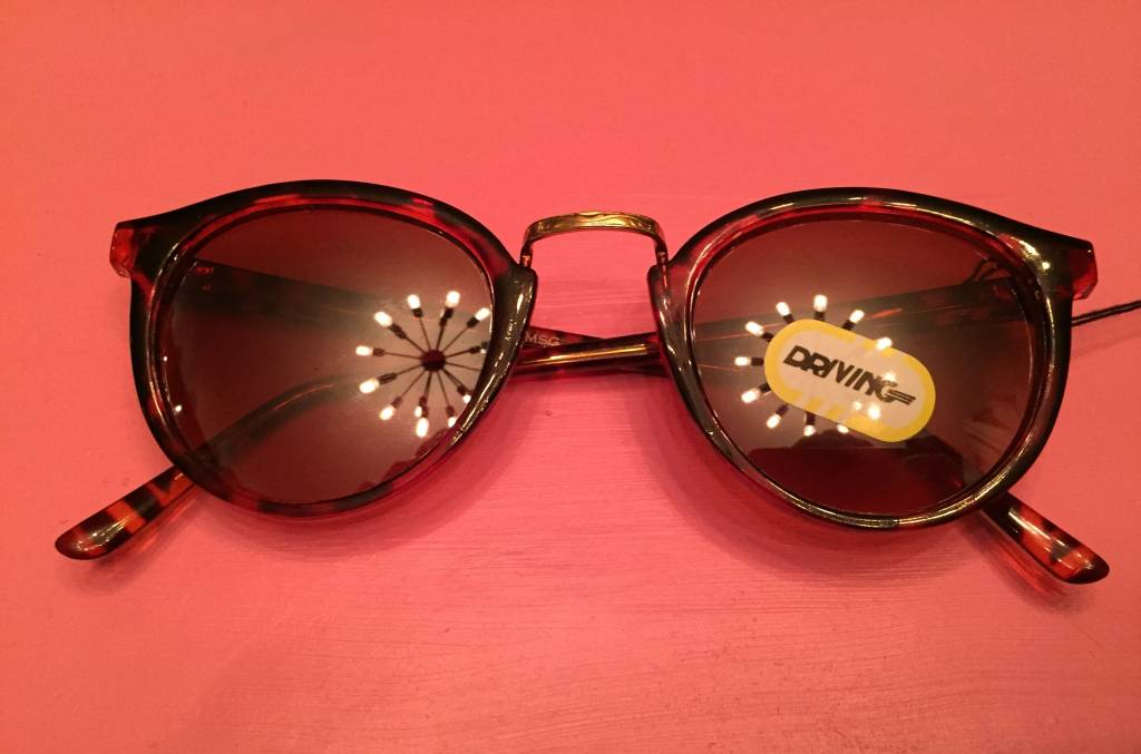 Replay Retro Deadstock Sunglasses - Los Feliz Driving Lenses