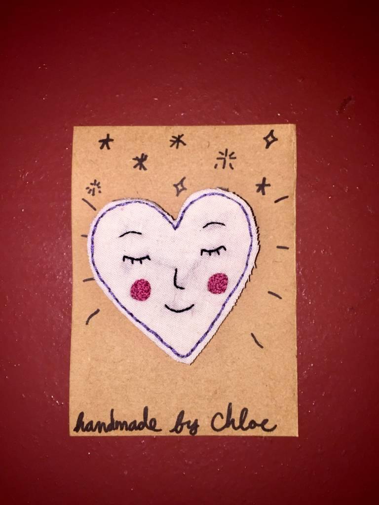 Chloe Monson Chloe Monson Hart Face Pin