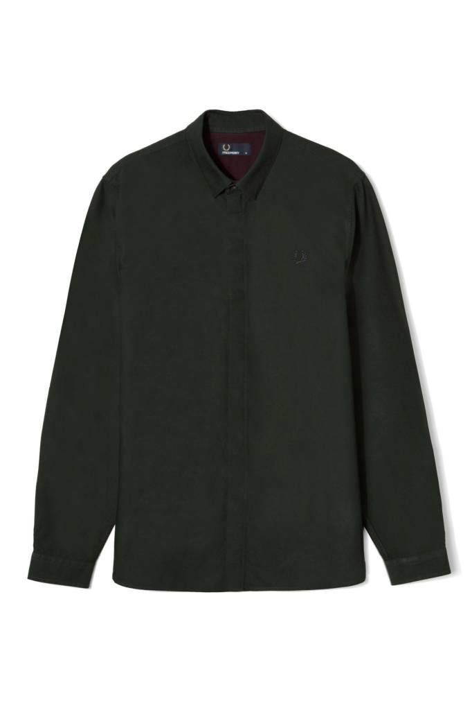 Fred Perry Fred Perry Concealed Placket Oxford