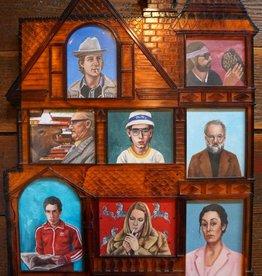 "PureGoldTears by Rachel Urban Rachel Urban ""The Tenenbaums"""