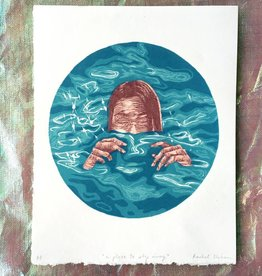 "PureGoldTears by Rachel Urban Rachel Urban ""A Place to Slip Away"" Print"