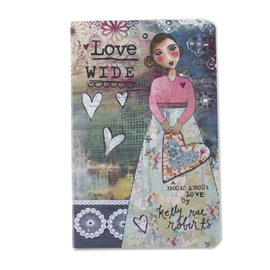 KELLY RAE GIFT BOOK - LOVE WIDE