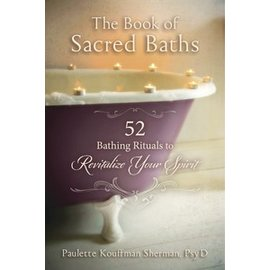 BOOK OF SACRED BATHS