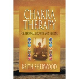CHAKRA THERAPY-BOOK