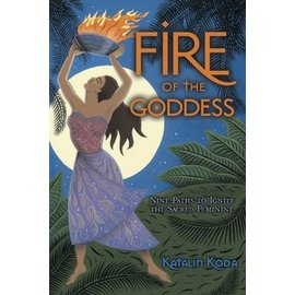 FIRE OF THE GODDESS-book