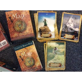 THE ENCHANTED MAP CARDS