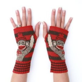 CUTESY KNIT HANDWARMERS- choices!