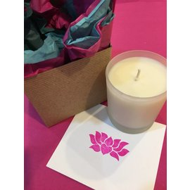 ESSENCE OF KAMALA CANDLE
