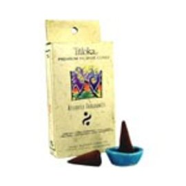 TRILOKA CONE INCENSE ASSORTED