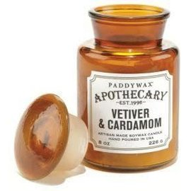 APOTHECARY JAR SOY CANDLE