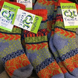 QT FEET BABY SOCKS - SUNRISE