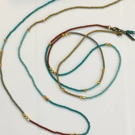 ALTIPLANO SEED BEAD NECKLACE