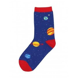 PLANETS KID SOCKS