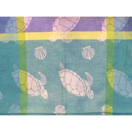 SEATURTLES JACQUARD TOWEL