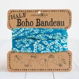 BOHO HALF BANDEAU - PRINT CHOICES